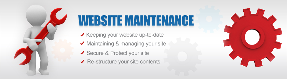Website Maintainance